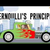 Bernoulli's Principle Explained (Differential Equation)