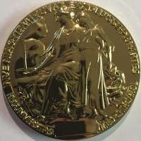 The Nobel Prize Souvenir Medal in Physiology or Medicine