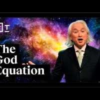 Physics' greatest mystery: Michio Kaku explains the God Equation   Big Think