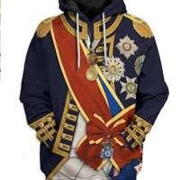 Horatio Nelson Pullover Sweatshirt