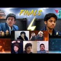 OH MY GOD! FORK!!! | Arjun Erigaisi vs Nihal Sarin