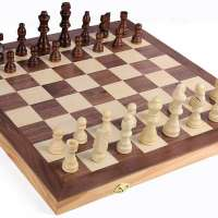 Giant Wooden Chess Set,15