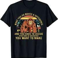 Jane Goodall Institute T-Shirt