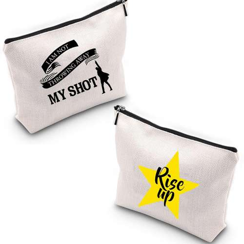 Hamilton Gift Cosmetic Bags