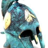 Replica of Spartan Officer Helmet