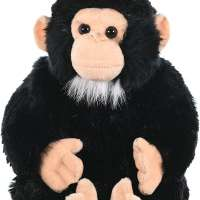Wild Republic Chimp Plush Toy