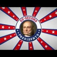 John Quincy Adams | 60-Second Presidents | PBS