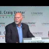 Craig Venter unveils