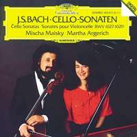 Bach: Cello-Sonates Pour Violoncelle
