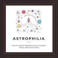 Astrophilia Art Print