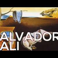 Salvador Dali: A collection of 933 works