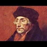 Desiderius Erasmus Roterodamus or Erasmus of Rotterdam