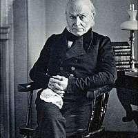 John Quincy Adams Daguerrotype Portrait