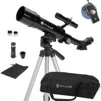 Zhumell - 50mm Portable Refractor Telescope