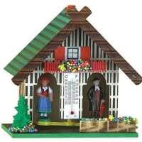 Trenkle German Black Forest Weather House