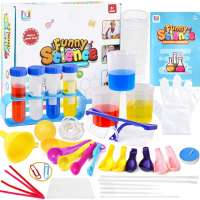 Science Kit with 90 Science Lab Experiments