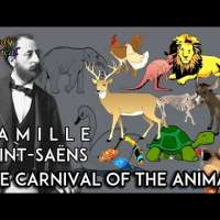 Camille Saint-Saëns ♯ The Carnival of the Animals (complete)