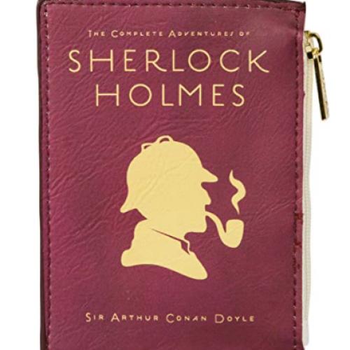 Sherlock Holmes Coin Purse