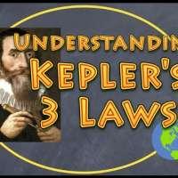 Kepler's Three Laws Explained