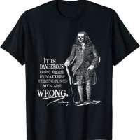 Voltaire: Dangerous to Be Right T-Shirt