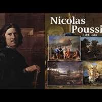 Artist Nicolas Poussin (1594 - 1665)