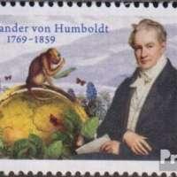 Alexander von Humboldt Stamp