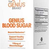 Genius Blood Sugar Support Capsules