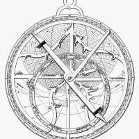 Astrolabe Poster Print