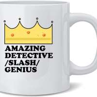 Genius Funny Mug