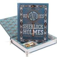 Adventures of Sherlock Holmes Music Box