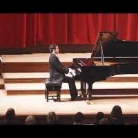 Ariel Lanyi plays Mozart Adagio in B minor, K 540
