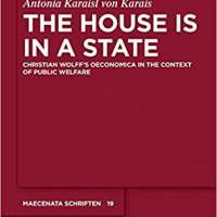 The House is in a State: Christian Wolff's Oeconomica