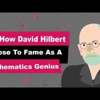 David Hilbert Biography   Animated Video   Mathematics Genius