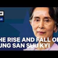 The Rise and Fall of Myanmar's Aung San Suu Kyi Explained   NowThis World