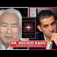 The Future of Time Travel, Aliens & The Universe - Dr. Michio Kaku