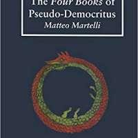 The Four Books of Pseudo-Democritus
