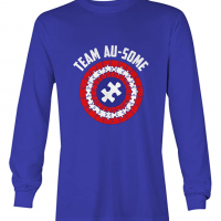 Haase Unlimited Team Au-Some - Autism Awareness Month Youth T-Shirt