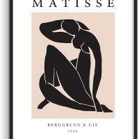 Matisse Paper Cutouts Wall Art