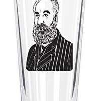 Alexander Bell Pint Glass