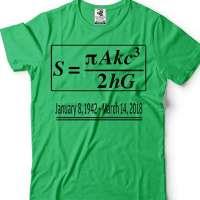 T-Shirt Stephen Hawking