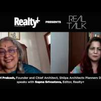 Realty+ Real Talk: Sheila Sri Prakash, Fdr & Chief Architect, Shilpa Architects Planners Designers